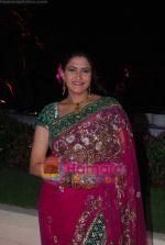 Kanchan Adhikari at Urvee Adhikari_s wedding reception in Taj Land_s End on 11th Dec 2010 (5).JPG
