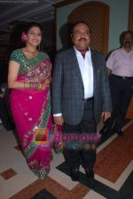 Kanchan Adhikari at Urvee Adhikari_s wedding reception in Taj Land_s End on 11th Dec 2010 (94).JPG