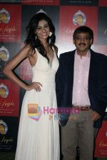 Neha Hinge at Casino Royale race press meet in RWITC on 14th Dec 2010 (8).JPG