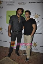 Aryan Vaid at the Launch of Chique Spa and Salon in Bandra, Mumbai on 16th Dec 2010 (7).JPG