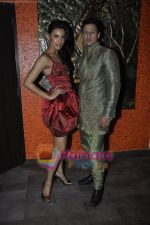 Aryan Vaid, Deepti Gujral at the Launch of Chique Spa and Salon in Bandra, Mumbai on 16th Dec 2010 (2).JPG
