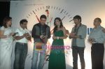 Hrishikesh Joshi, Aditya Pancholi, Sayali Bhagat, Vivek Sudarshan at the Music launch of Impatient Vivek in Sun N Sand, Mumbai on 16th Dec 2010 (21).JPG
