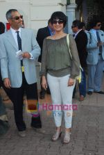 Kitu Gidwani at Casino Royal Race in Mahalaxmi Race Course on 20th Dec 2010 (2).JPG