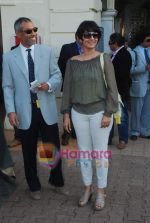 Kitu Gidwani at Casino Royal Race in Mahalaxmi Race Course on 20th Dec 2010 (3).JPG