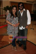 Sonali and Roopkumar Rathod at a photo shoot for album cover in The Club on 19th Dec 2010 (2).JPG