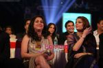 Aishwarya Rai Bachchan, Tina Ambani at Big Star Awards in Bhavans Ground on 21st Dec 2010 (2).JPG