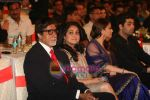 Aishwarya Rai Bachchan, Tina Ambani, Karan Johar, Amitabh Bachchan at Big Star Awards in Bhavans Ground on 21st Dec 2010 (3).JPG