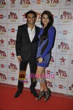 Anushka Sharma, Ranveer Singh at Big Star Awards in Bhavans Ground on 21st Dec 2010 (6).JPG