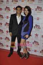 Anushka Sharma, Ranveer Singh at Big Star Awards in Bhavans Ground on 21st Dec 2010 (8).JPG