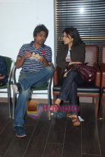 Nikhil Dwivedi at Tees Maar Khan screening in Filmcity on 22nd Dec 2010 (3).JPG