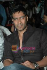 Ajay Devgan at Dil To Baccha Hai Ji music launch in Cinemax on 23rd Dec 2010 (10).JPG
