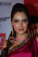 Shazahn Padamsee at Dil To Baccha Hai Ji music launch in Cinemax on 23rd Dec 2010 (10).JPG