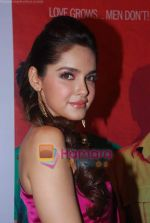 Shazahn Padamsee at Dil To Baccha Hai Ji music launch in Cinemax on 23rd Dec 2010 (12).JPG