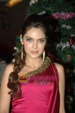 Shazahn Padamsee at Dil To Baccha Hai Ji music launch in Cinemax on 23rd Dec 2010 (15).JPG