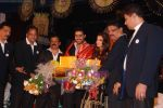 Aishwarya Rai Bachchan, Abhishek Bachchan at Bants Sangha event in Powai on 26th Dec 2010 (15).JPG
