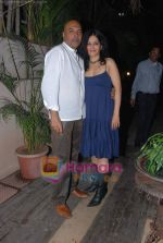 at Painter Soketu Parikh_s glam bash in Juhu on 26th Dec 2010 (39).JPG