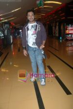 Hiten Paintal at Isi Life Mein special screening in Cinemax on 27th Dec 2010 (2).JPG