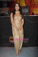 Mahi Gill at Mulund Festival on 27th Dec 2010.JPG