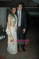 Queenie Dhody at Farah Ali Khan_s bday bash in Juhu on 27th Dec 2010 (7).JPG
