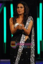 Veena Malik on the sets of Big Boss on 27th Dec 2010 (2).JPG