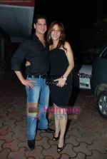 aqeel faarah at Farah Ali Khan_s bday bash in Juhu on 27th Dec 2010.JPG