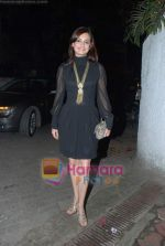dia mirza at Farah Ali Khan_s bday bash in Juhu on 27th Dec 2010.JPG