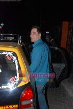 Faizal Khan, Aamir Khan, Kiran Rao snapped on occasion of their anniversary in Bandra on 28th Dec 2010 (4).JPG