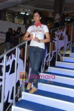 Gul Panag at Turning 30 promotional event in Inorbit Mall on 28th Dec 2010 (40).JPG