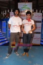 Gul Panag, Purab Kohli at Turning 30 promotional event in Inorbit Mall on 28th Dec 2010 (5).JPG