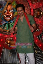 Krushna at Comedy Circus new season on location in Andheri on 28th Dec 2010 (2).JPG