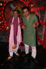 Krushna at Comedy Circus new season on location in Andheri on 28th Dec 2010 (6).JPG