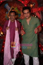 Krushna at Comedy Circus new season on location in Andheri on 28th Dec 2010 (8).JPG