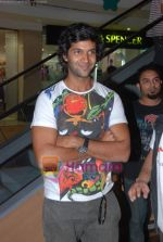 Purab Kohli at Turning 30 promotional event in Inorbit Mall on 28th Dec 2010 (6).JPG