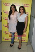 Rani Mukherjee, Vidya Balan at Radio Mirchi in Lower Parel, Mumbai on 28th Dec 2010 (34).JPG