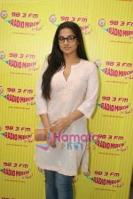 Vidya Balan at Radio Mirchi in Lower Parel, Mumbai on 28th Dec 2010 (15).JPG