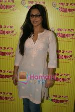 Vidya Balan at Radio Mirchi in Lower Parel, Mumbai on 28th Dec 2010 (47).JPG
