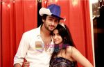 Shaheer Sheikh & Smilie Suri at Smilie Suri_s Christmas Party in Shaheer Sheikh�s Place on 30th Dec 2010.JPG