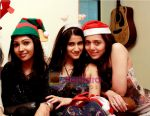 at Smilie Suri_s Christmas Party in Shaheer Sheikh�s Place on 30th Dec 2010 (4).jpg