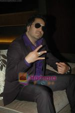 Mika Singh at Westin Hotel New Year_s bash in Goregaon on 1st Jan 2011 (4).JPG