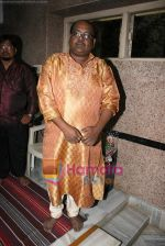Anup Jalota launches Ram Shankar_s album in Isckon on 4th Jan 2011 (10).JPG
