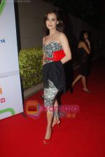 Dia Mirza at Overdrive Awards in Taj Land_s End on 4th Jan 2011 (5).JPG