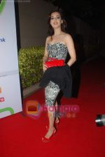 Dia Mirza at Overdrive Awards in Taj Land_s End on 4th Jan 2011 (7).JPG