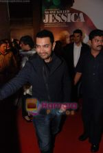 Aamir Khan at No One Killed Jessica premiere in Fame on th Jan 2011 (2).JPG