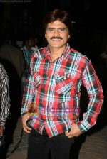 Ehsaan Qureshi at the launch of Me Home TV in Sea Princess on 5th Jan 2011 (2).JPG