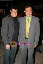 Gajendra Chauhan, Tej Sapru at the launch of Me Home TV in Sea Princess on 5th Jan 2011 (14).JPG