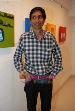 at Bi-Scope exhibition by Maushmi Ganguly and Arpan Sidhu in Hirjee Gallery on 5th Jan 2011 (11).JPG