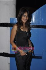 Genelia D Souza at Dabboo Ratnani Calendar Launch in Olive, Bandra, Mumbai on 7th Jan 2011 (3).JPG