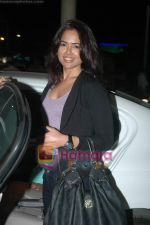 Sameera Reddy snapped at the airport on 7th Jan 2011 (9).JPG