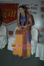 Vibha Anand at Zee launches Sanskar Laxmi show in Orchid on 7th Jan 2011 (15).JPG