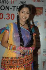 Vibha Anand at Zee launches Sanskar Laxmi show in Orchid on 7th Jan 2011 (18).JPG